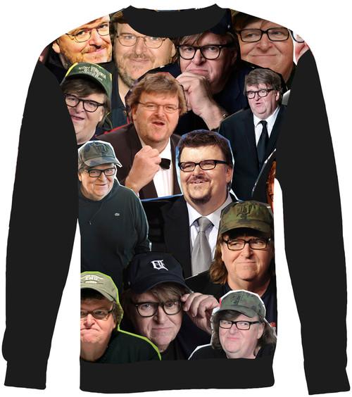 Michael Moore sweatshirt