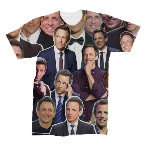 Seth Meyers tshirt