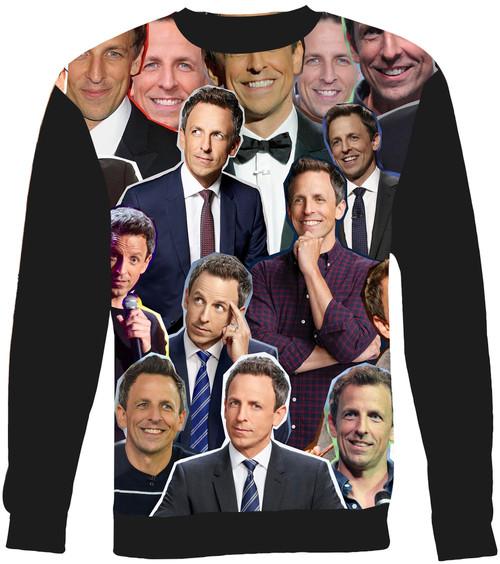 Seth Meyers sweatshirt