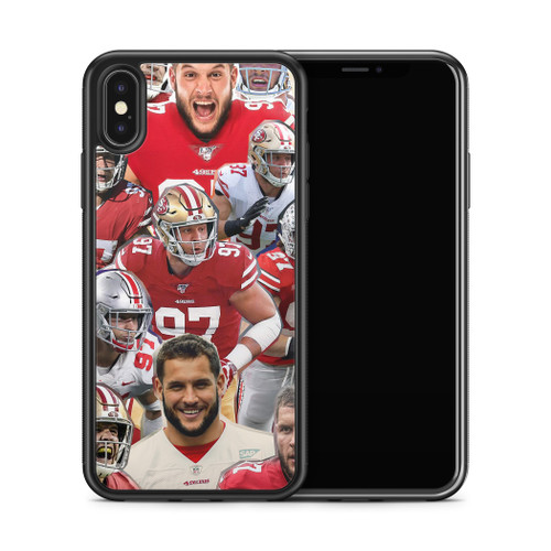 Nick Bosa phone case x