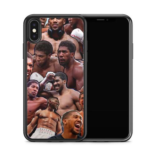 Anthony Joshua phone case x