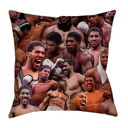 Anthony Joshua pillowcase