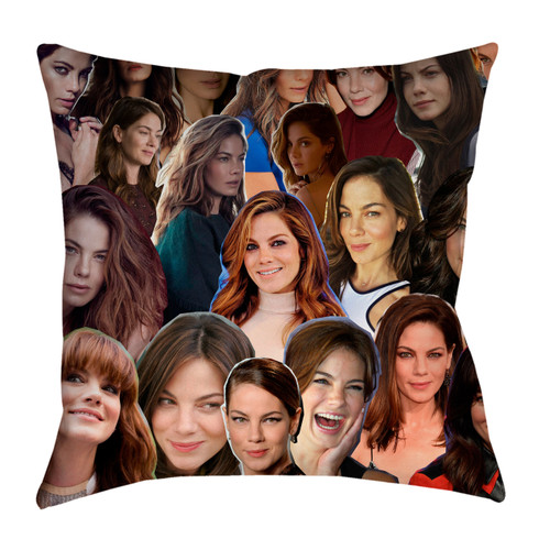 Michelle Monaghan pillowcase