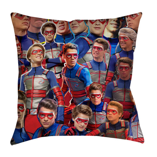 Henry Danger pillowcase
