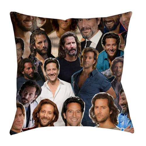 Henry Ian Cusick pillowcase
