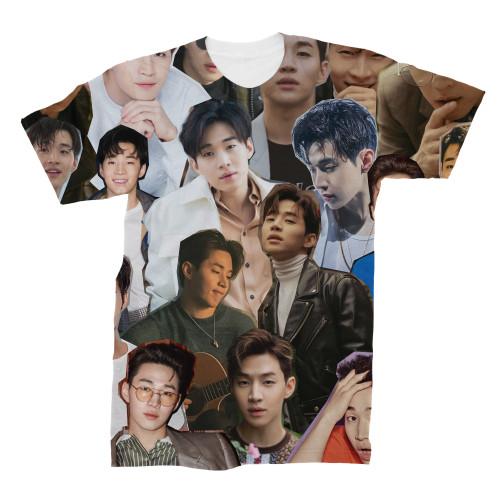 Henry Lau tshirt