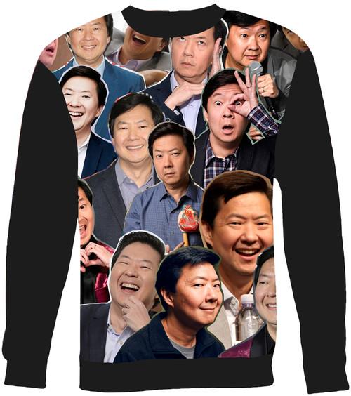 Ken Jeong sweatshirt
