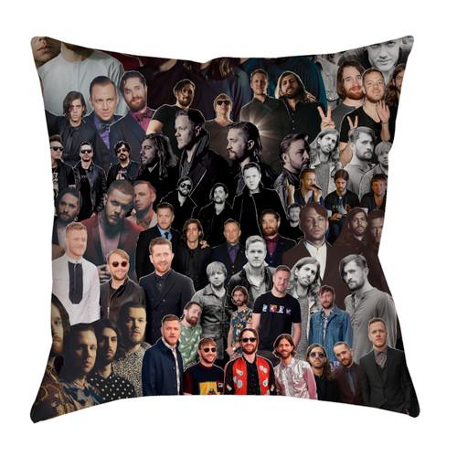 Imagine Dragons pillowcase