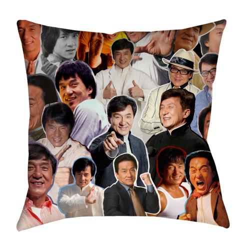 Jackie Chan pillowcase