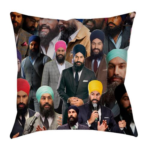 Jagmeet Singh pillowcase