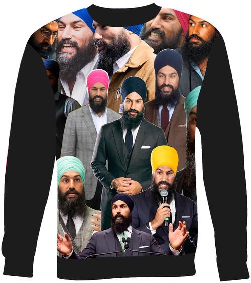 Jagmeet Singh sweatshirt