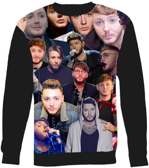 James Arthur sweatshirt