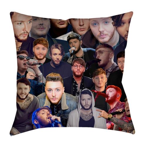 James Arthur pillowcase