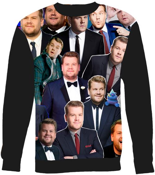 James Corden sweatshirt