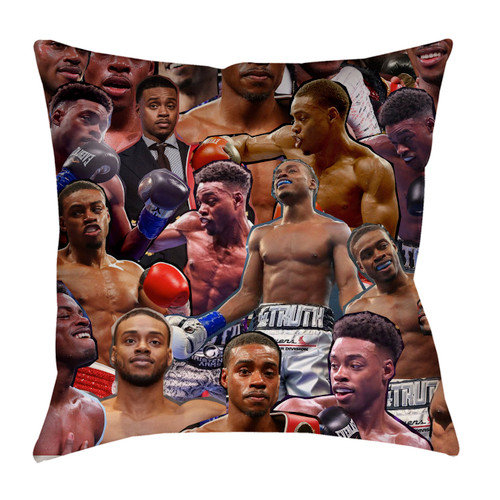 Errol Spence Jr. pillowcase
