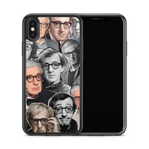 Woody Allen phone case x