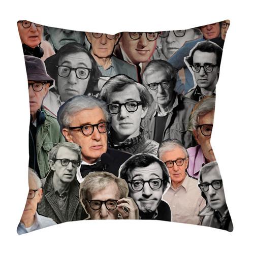 Woody Allen pillowcase