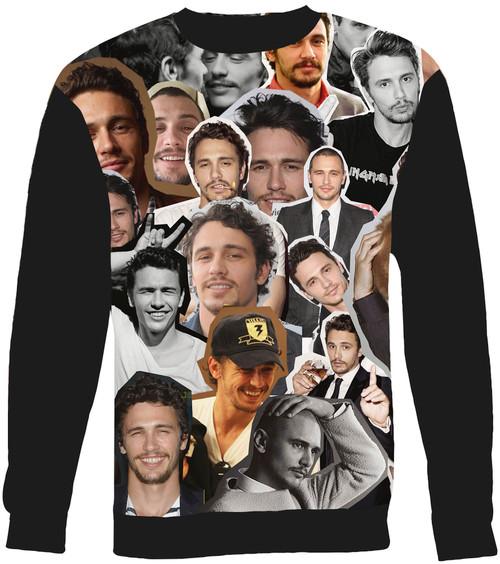 James Franco sweatshirt
