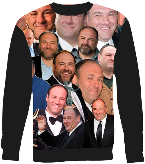 James Gandolfini sweatshirt