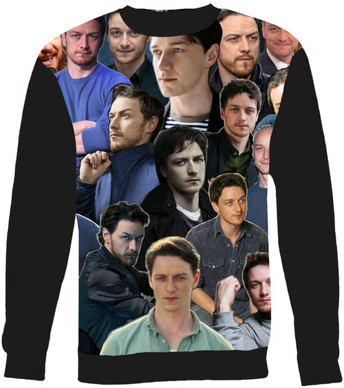James McAvoy sweatshirt