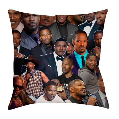 Jamie Foxx pillowcase