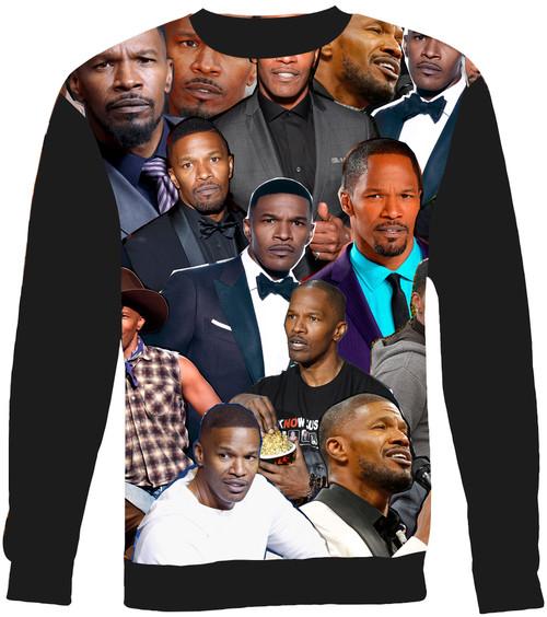 Jamie Foxx sweatshirt