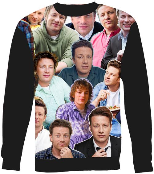 Jamie Oliver sweashirt