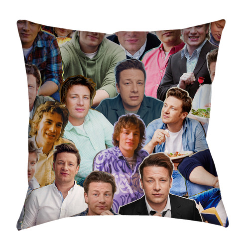 Jamie Oliver pillowcase