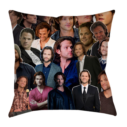 Jared Padalecki pillowcase