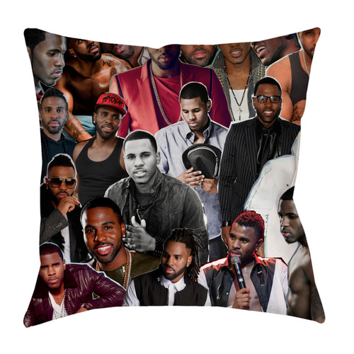 Jason Derulo pillowcase