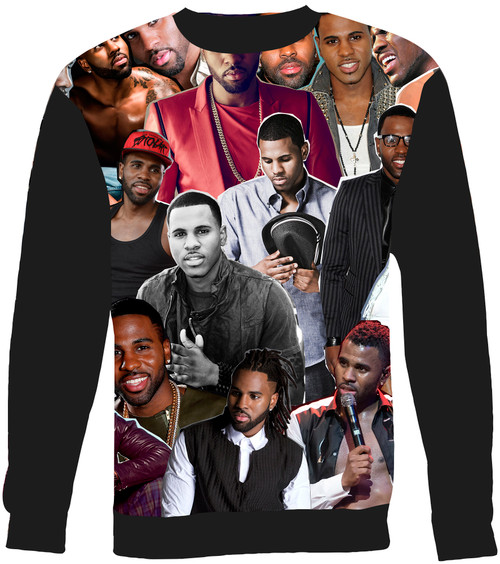 Jason Derulo sweatshirt