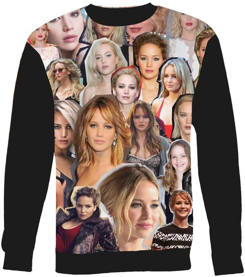 Jennifer Lawrence sweatshirt