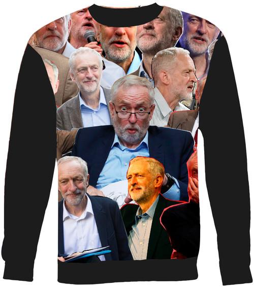 Jeremy Corbyn sweatshirt