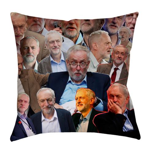 Jeremy Corbyn pillowcase
