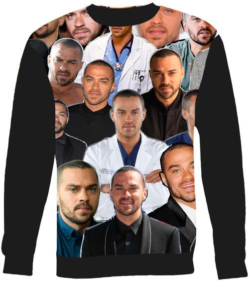 Jesse Williams sweatshirt