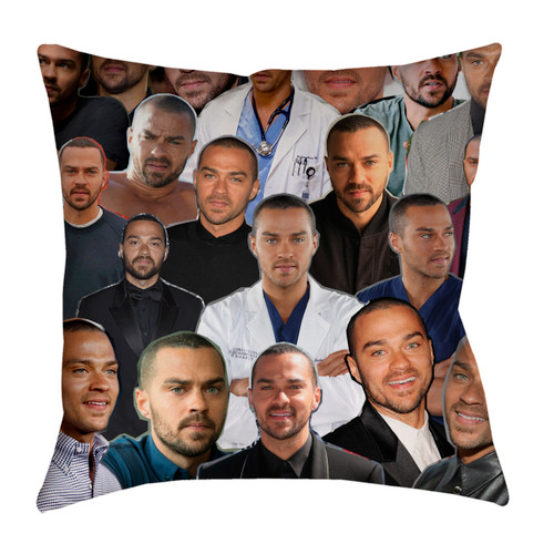 Jesse Williams pillowcase