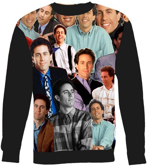 Jerry Seinfeld sweatshirt