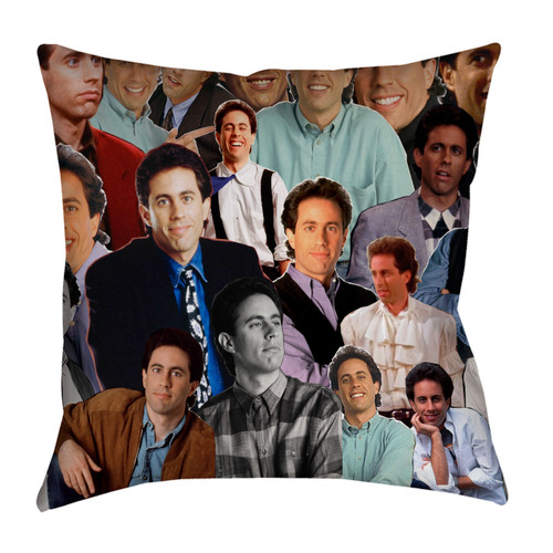 Jerry Seinfeld pillowcase