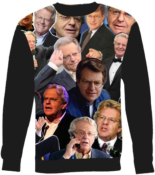 Jerry Springer sweatshirt