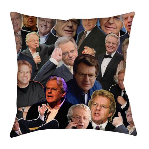 Jerry Springer pillowcase