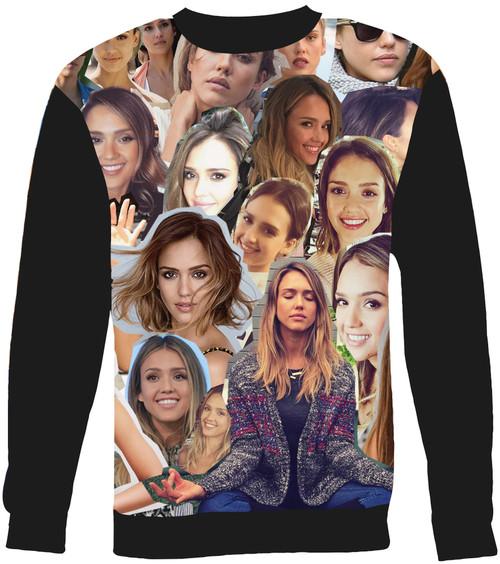 Jessica Alba sweatshirt