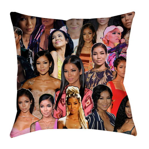 Jhene Aiko pillowcase