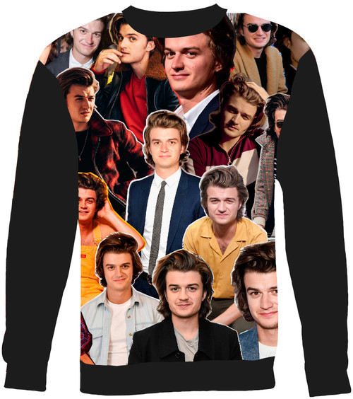 Joe Keery sweatshirt