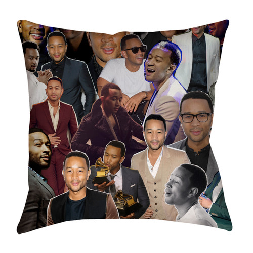 John Legend pillowcase