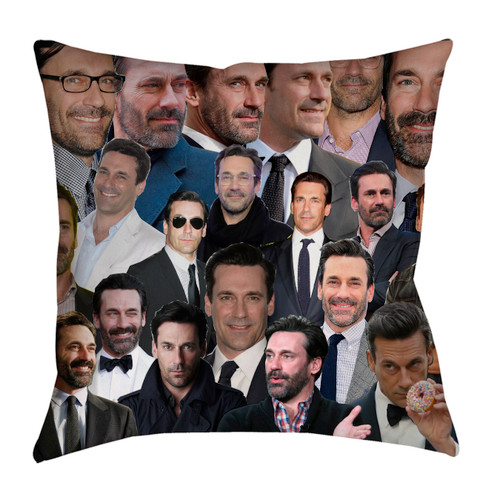 Jon Hamm pillowcase
