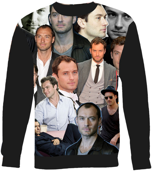 Jude Law sweatshirt