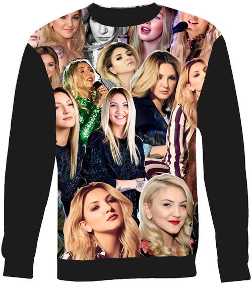 Julia Michaels sweatshirt