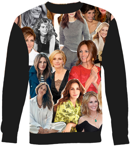 Julia Roberts sweatshirt