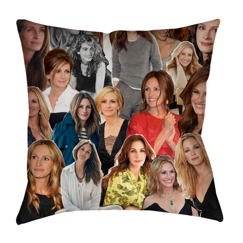 Julia Roberts pillowcase