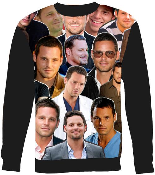Justin Chambers sweatshirt